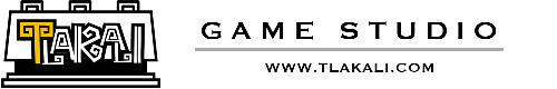 Tlakali Game Studio Logo